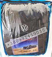Чехлы Volkswagen T4 1+1 1990-2003 Nika модельный комплект на передние сидения , одинарное пассажирское сидение