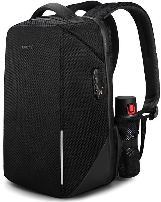 Стильный черный Рюкзак Tigernu T-B3655, 21 л