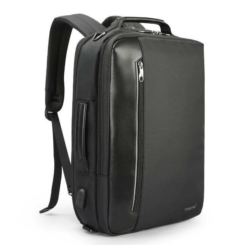 Стильный городской рюкзак Tigernu T-B3639 черный