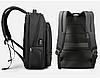 Стильный современный городской рюкзак Tigernu T-B3585 серый, фото 3