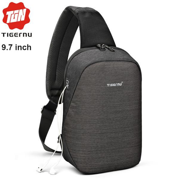 Сумка через плечо (кросс боди) Tigernu T-S8061 чёрная