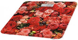 Весы напольные Maxwell MW-2666 Red