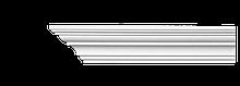 Карниз потолочный гладкий Classic Home 2-0610, лепной декор из полиуретана