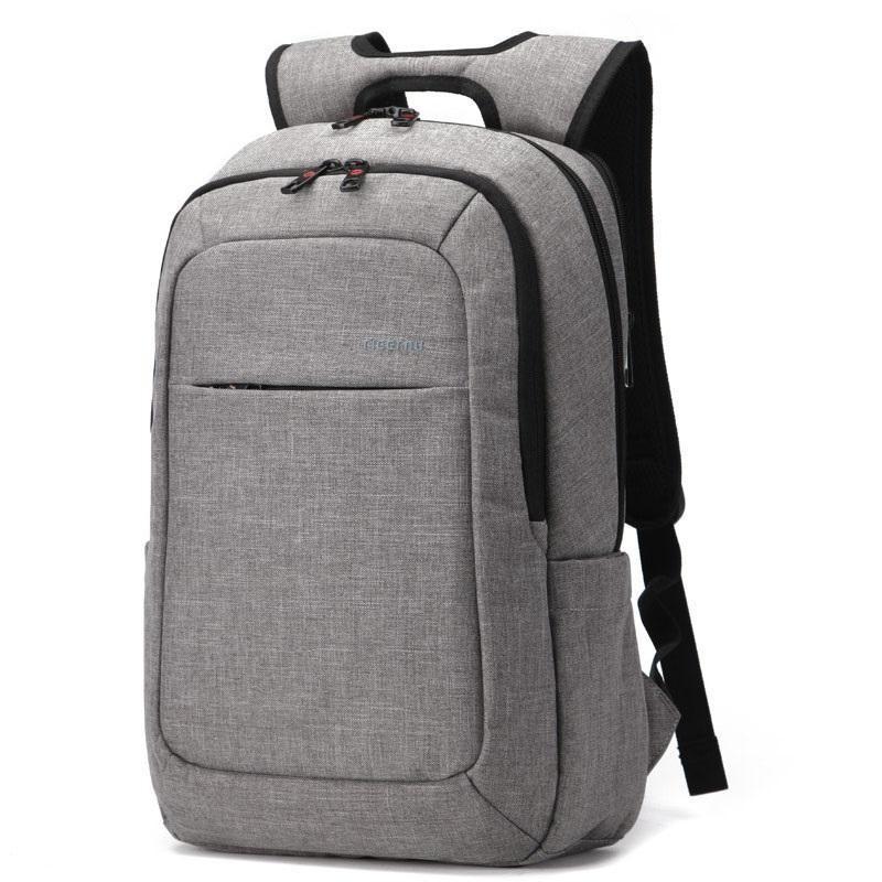 Практичный рюкзак городской Tigernu T-B3090, серый
