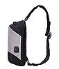 Сумочка-рюкзак антивор Baibu Mini с USB  рюкзак через плечо Синий, фото 8
