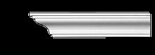 Карниз потолочный гладкий Classic Home 2-0640, лепной декор из полиуретана