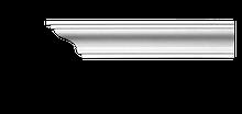 Карниз потолочный гладкий Classic Home 2-0640 flex, лепной декор из полиуретана