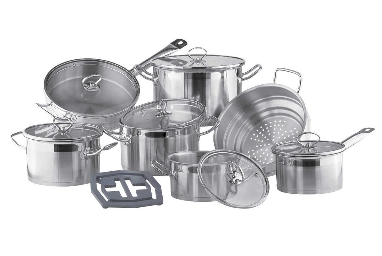 Набор посуды Vinzer UNIVERSUM 14 предметов