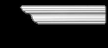 Карниз потолочный гладкий Classic Home 2-0642 flex, лепной декор из полиуретана