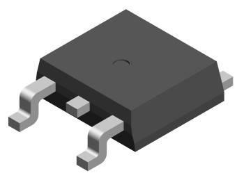 Транзистор FGPF4536, IGBT N-Channel, 360В, 50А TO-252 стрічці, фото 2