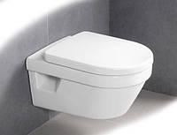 Villeroy&Boch 5684HR01 Omnia architectura Design Унитаз консольный без ободка+ крышка Soft Close  5684 HR 01