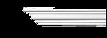 Карниз потолочный гладкий Classic Home 2-0690, лепной декор из полиуретана