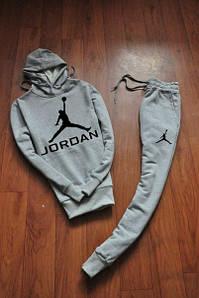 Чоловічий Зимовий спортивний костюм Jordan (Джордан)