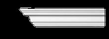 Карниз потолочный гладкий Classic Home 2-0691, лепной декор из полиуретана
