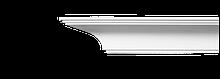 Карниз потолочный гладкий Classic Home 2-0710, лепной декор из полиуретана