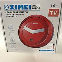 Робот пылесос XIMEI Smart Robot Red