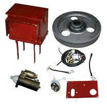 Електростартер для мотоблока ДТЗ