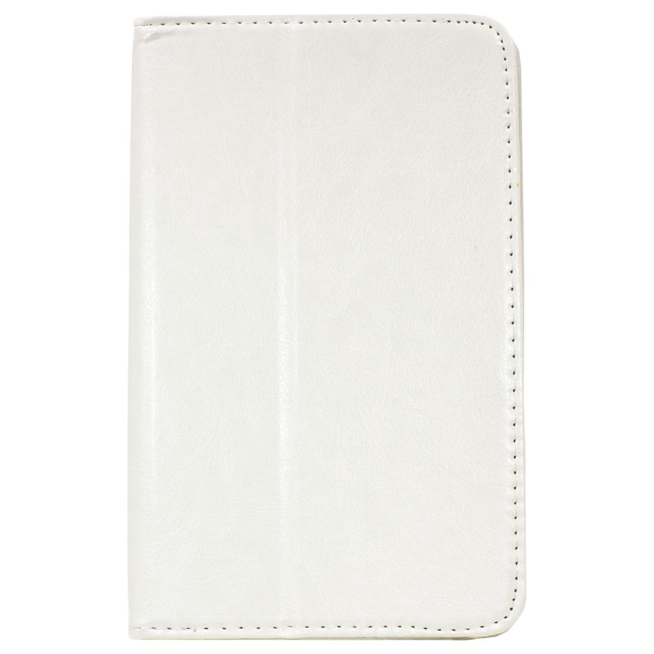 ✸Чехол LESKO Call 7 White подставка для планшета от повреждений