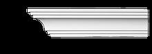 Карниз потолочный гладкий Classic Home 2-0750, лепной декор из полиуретана