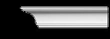 Карниз потолочный гладкий Classic Home 2-0770, лепной декор из полиуретана
