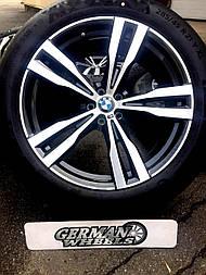 Оригинальные 21- дюймовые диски для BMW X7 G07 754M style