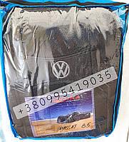 Чехлы Volkswagen T5 1+1 2003- Nika модельный комплект на передние сидения, одинарное пассажирское сидение