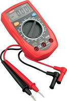Цифровой мультиметр с подсветкой дисплея/тестер напряжения, силы тока UNI-T UT33B