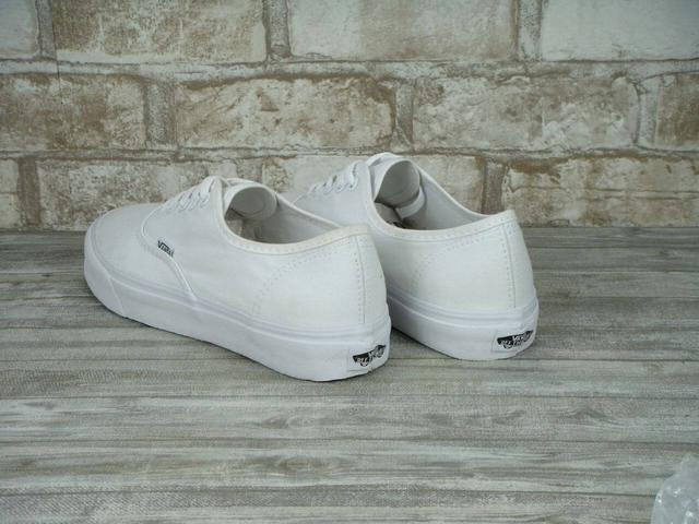 Vans Era All White фото