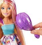 """Большая принцесса Barbie серии """"Сказочно-длинные волосы"""" 43 см Endless Hair Kingdom, фото 3"""