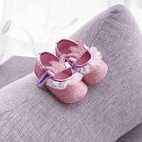 Стильные сандалии для принцессы