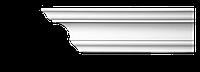 Карниз потолочный гладкий Classic Home 2-1101, лепной декор из полиуретана