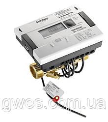 Промышленный компактный ультразвуковой счетчик тепла SHARKY 775 DN15 QN0,6 резьбовой