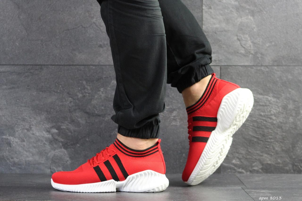 Мужские кроссовки Wonex (красные)