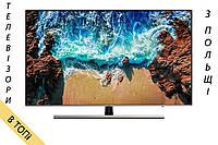 Телевизор SAMSUNG UE55NU8002 Smart TV 4K/UHD 2600Hz T2 S2 из Польши 2018 год