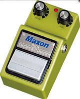 MAXON OSD9 OVERDRIVE SOFT DISTORTION Напольный педаль эффектов для электрогитар овердрайв/дисторшн