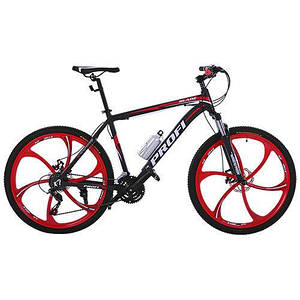 "Велосипед Profi 26"" BLADE 26.1B Black (BLADE 26.1)"