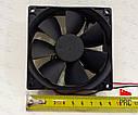 Универсальный осевой вентилятор Tidar 92×92×25мм, 24В, 0,3А (квадратный), фото 5