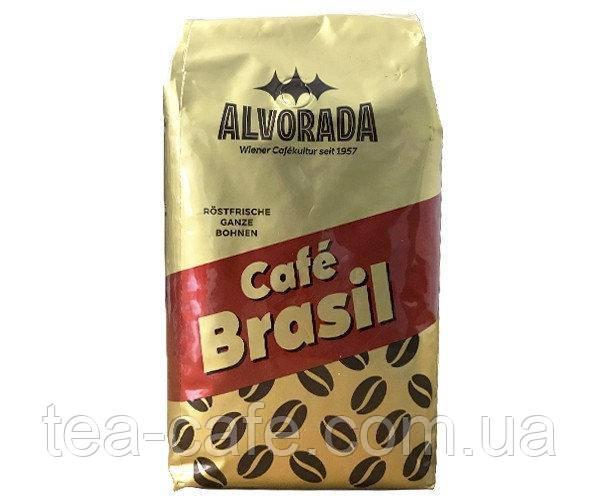 Кава ALVORADA Brasil в зернах 1кг.