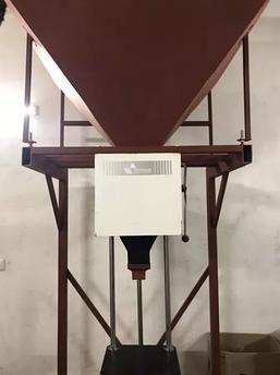 Фасовочний станок- дозатор для сипучих ДВСВ-S