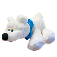 Мягкая игрушка Медведь с шарфом маленький