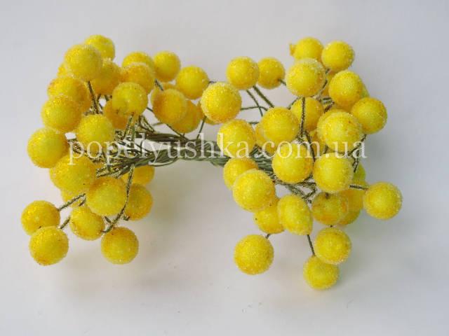 Ягоди цукрові жовті 12 мм
