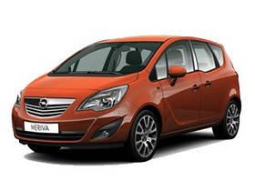 Opel Meriva B 2010-