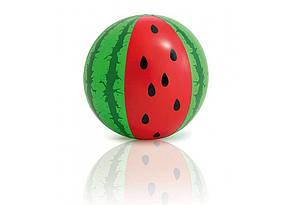 Надувной мяч Арбуз 107СМ INTEX 58071, фото 2