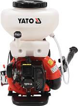 Бензиновый ранцевый опрыскиватель YATO YT-85140 (Польша)