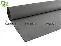 EVA, фоамиран 5 мм/серый 135х175 см. материал Evaplast 4105 (этиленвинилацетат), фото 1
