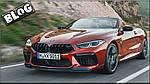 Новая BMW M8 получила 625-сильный мотор.