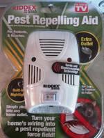 Отпугиватель тараканов, грызунов насекомых Ридекс Квад (копия)
