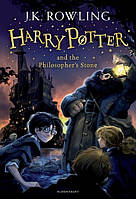 Harry Potter and the Philosophers Stone. Гарри Поттер на английском. Джоан Роулинг