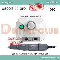 Бормашина зуботехнічна Marathon Escort 2 Pro з мікромотором H37L1 35000 об/хв