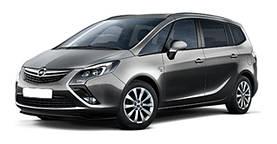 Opel Zafira З 2011-